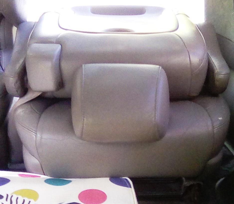 Sienna Seat 2