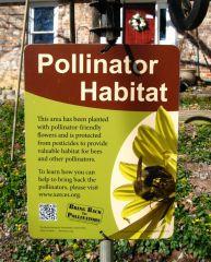 Pollinator Sign 2